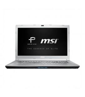 """Jeux sur ordinateur portable MSI 9S7-179F43-006 17,3"""""""" i7-8750H 8 GB RAM 1 TB + 256 GB SSD Argent"""