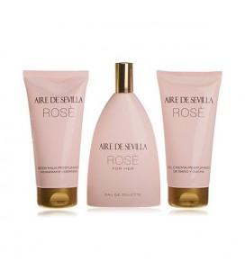 Set de Parfum Femme Rosè Aire Sevilla (3 pcs)
