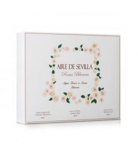 Set de Parfum Femme Rosas Blancas Aire Sevilla (3 pcs)