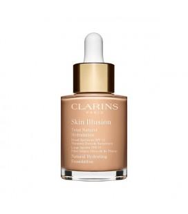 Base de maquillage liquide Skin Illusion Clarins