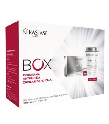 Assortiment pour cheveux unisexe Specifique Aminexil Kerastase (3 pcs)