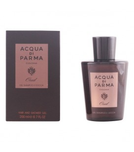 2-in-1 Gel et shampooing Oud Acqua Di Parma (200 ml)