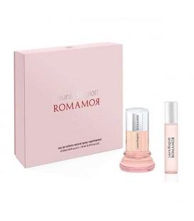 Set de Parfum Femme Romamor Laura Biagiotti (2 pcs)