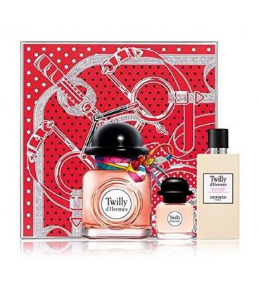 Set de Parfum Femme Twilly Hermès (3 pcs)