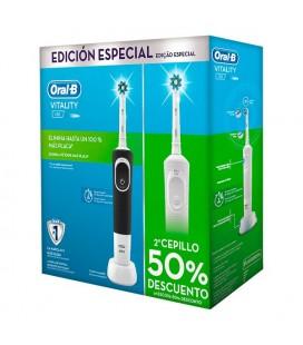 Brosse à dents électrique Vitality Cross Action Oral-B (2 uds)