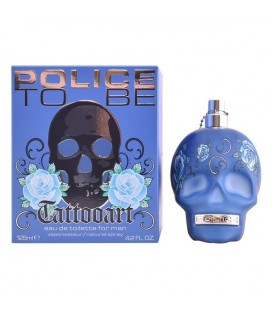 Parfum Homme To Be Tattoo Art Police EDT (125 ml)