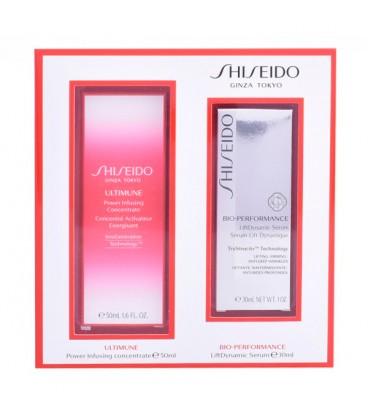 Set de Cosmétiques Femme Bio Performance Shiseido (2 pcs)