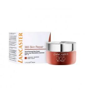 Crème de jour hydratante 365 Skin Repair Lancaster SPF 15 (50 ml)