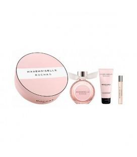 Set de Parfum Femme Mademoiselle Rochas (3 pcs)