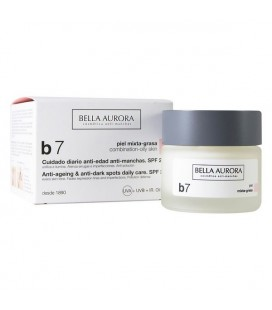 Crème anti-taches B7 Bella Aurora Spf 15 (50 ml)