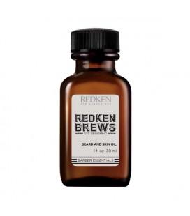 Huile pour barbe Redken Brews Redken (30 ml)