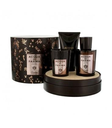Set de Parfum Unisexe Colonia Quercia Acqua Di Parma (3 pcs)