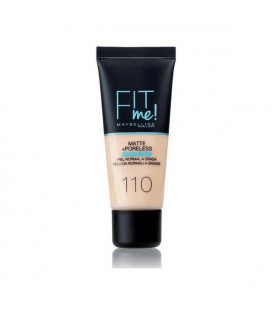 Base de maquillage liquide Fit Me Maybelline