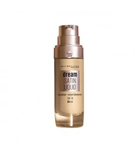 Base de maquillage liquide Dream Satin Liquid Maybelline (30 ml)