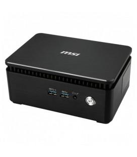 Mini PC MSI Cubi 3 Silent S-031XEU i3-7100U 4 GB RAM 128 GB SSD Noir