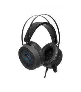 Casque avec Microphone Gaming Mars Gaming MH318