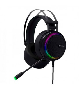 Casques avec Micro Gaming KEEP OUT HXPRO Noir