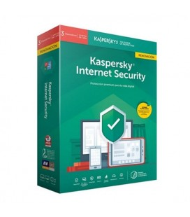 Antivirus Maison Kaspersky Internet Security MD 2019 RN Windows macOS