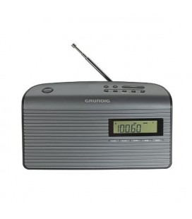 Radio Transistor Grundig MUSIC 61 LCD AM/FM Gris