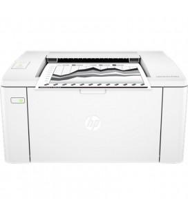 Imprimante laser monochrome HP Laserjet Pro M102W WIFI 128 MB Blanc