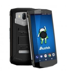 "PDA Mustek MK7000PRO 5,5"""" Quad Core 2 GB RAM 16 GB Noir"