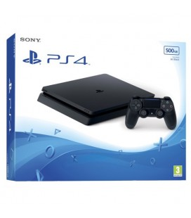 Play Station 4 Sony 88876 500 GB Noir