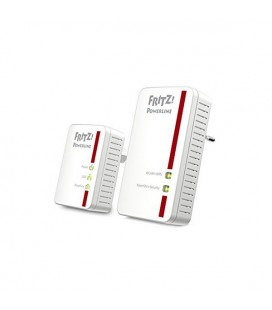 Powerline Fritz! 540E 500 Mbps WIFI Blanc