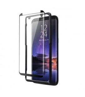 Film Protecteur en Verre Trempé pour Téléphone Portable Galaxy S8 Plus REF. 140324 Transparent