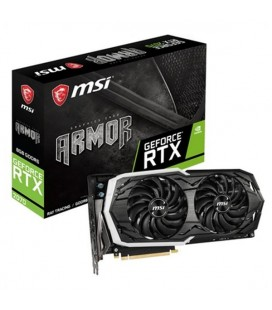 Carte Graphique Gaming MSI NVIDIA RTX 2070 ARMOR 8 GB DDR6