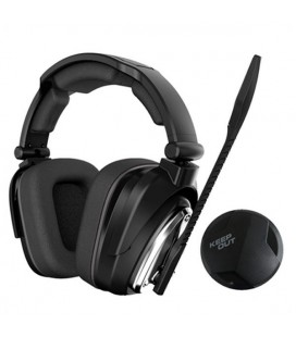 Casques avec Micro Gaming KEEP OUT HXAIR