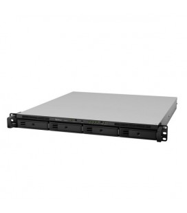 Stockage réseau Nas Synology RS818+ Intel Atom C2538 2 GB RAM 48 TB
