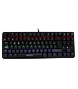Clavier pour jeu KEEP OUT F105 USB RGB