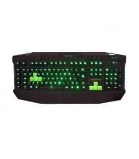 Clavier pour jeu KEEP OUT F110S USB RGB