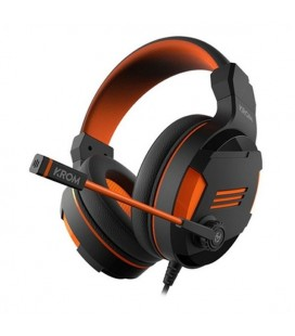 Casques avec Micro Gaming Krom NXKROMKND