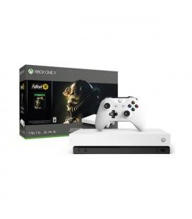 Xbox One X + Fallout 76 Sony 53518 1 TB 4K HDR Blanc