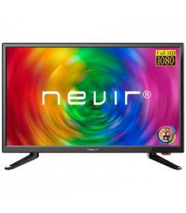 "Télévision NEVIR NVR-7428-22FHD-N 22"""" LED Full HD USB HDMI Noir"