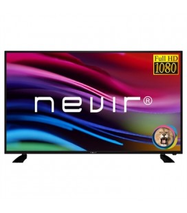 "Télévision NEVIR NVR-7702-40FHD2-N 40"""" LED Full HD DVR HDMI Noir"