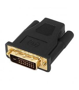 Adaptateur DVI-d vers HDMI NANOCABLE 10.15.0700 Noir