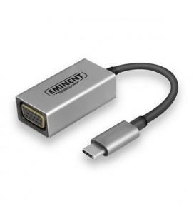 Adaptateur USB C vers VGA Ewent AB7871 11,5 cm Gris