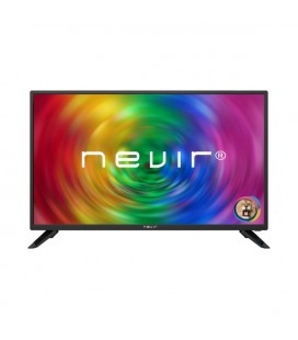 "Télévision NEVIR NVR-7428-32RD 32"""" HD LED USB DVR Noir"