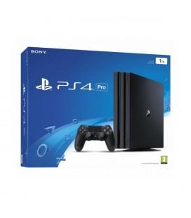 PlayStation 4 Pro Sony 37067 1 TB Noir