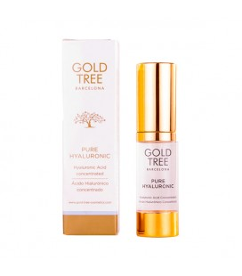 Sérum visage à l'huile hyaluronique Pure Hyaluronic Gold Tree Barcelona