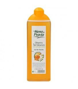 Gel de douche Glicerina Heno De Pravia (650 ml)