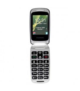 """Téléphone portable pour personnes âgées Thomson SEREA 63 2,4"""""""" Bluetooth"""