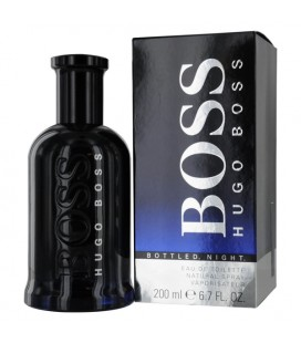 Lotion After Shave Bottled Night Hugo Boss-boss (100 ml)