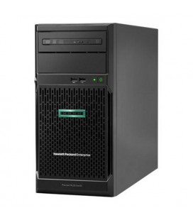 Serveur tour HPE ProLiant ML30 Gen10 Xeon E-2124 8 GB RAM LAN Noir