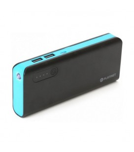 Power Bank PLATINET PMPB80B 8000 mAh Bleu