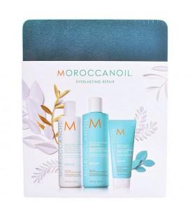 Assortiment pour cheveux unisexe Everlasting Repair Moroccanoil (3 pcs)