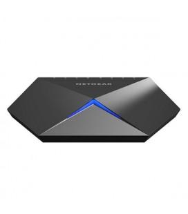 Commutateur Réseau de Bureau Netgear GS808E-100PES LAN Noir (8 Ports)