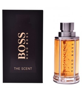 Lotion After Shave The Scent Hugo Boss-boss (100 ml)